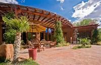 interesting southwestern patio design ideas Green Construction, fully wheelchair accessible ...