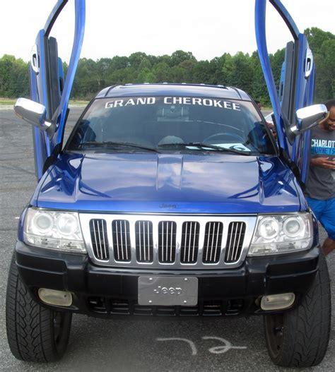 jeep grand cherokee   bentchi wheels big rims