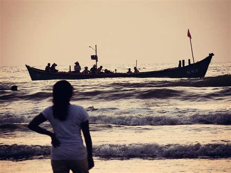 photo sea boat ocean refugees water  image