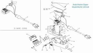 Clipper Parts  U0026 Diagrams  U2013 Myers Electric