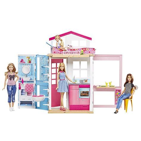 siège bébé et sa maison mattel king jouet poupées mannequin
