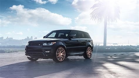 range rover sport avant garde wheels wallpaper hd car
