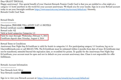 marriott phone number reactivate expired marriott free certificates