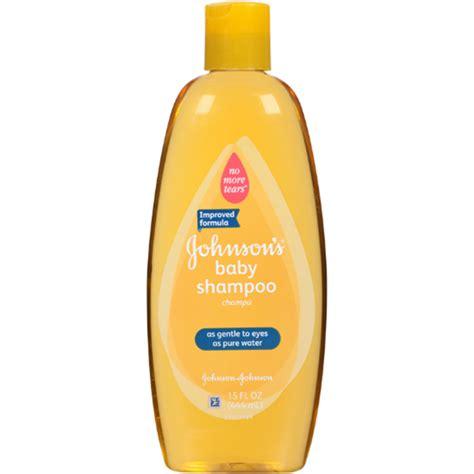 Amazon.com: Johnson's Baby Shampoo, 15 Ounce (Pack of 2
