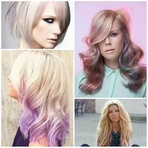 Couleur Cheveux Pastel : coloration cheveux pastel pour vous inspirer de choisir votre couleur ~ Melissatoandfro.com Idées de Décoration