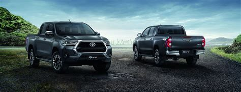 Learn more about our 4 wheel drive pickup truck here! 2021 Toyota Hilux Has Tweaked Looks And A New 2.8-Liter ...