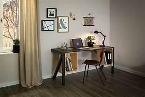 Schreibtisch Selbst Bauen : schreibtisch selber bauen anleitung hornbach ~ A.2002-acura-tl-radio.info Haus und Dekorationen