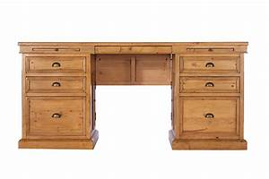 Cranfield large office desk from tannahill furniture ltd for Office desk large