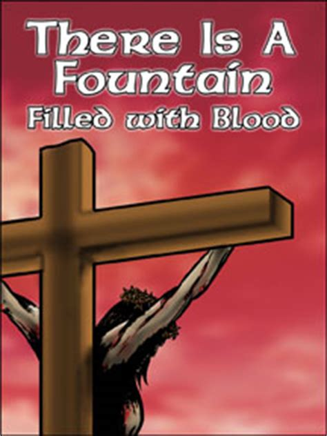 fountain filled  blood hymn book bvi