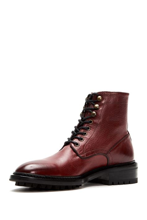 frye greyson lace  boot nordstrom rack