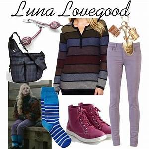 Character Luna Lovegood Fandom Harry Potter Film Half