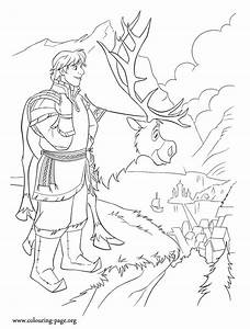 Free coloring pages of christoph and sven