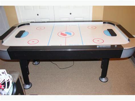 sportcraft turbo hockey air hockey table oak bay victoria
