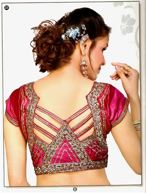 indian blouses beautiful indian sarees blouses styles and designs