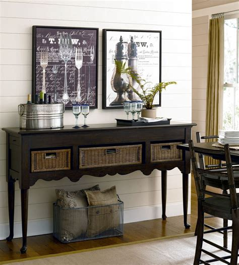Paula Deen Sideboard by Universal Furniture Paula Deen Home Sideboard With