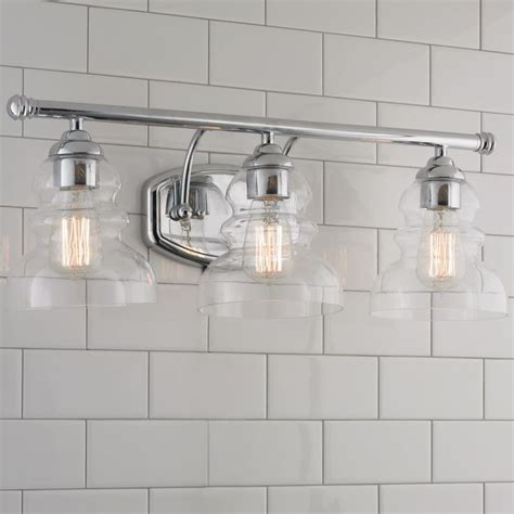 Modern Bathroom Lighting Fixtures Chrome by 20 Best Retro Style Bath Lights Schoolhouse Restoration