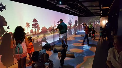 File:Digital, interactive 'River of Grass' exhibit at