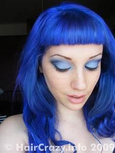 Special Effects Blue Mayhem Hair Dye
