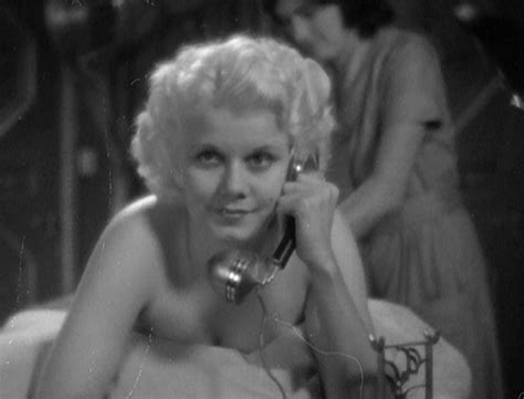 Platinum Blonde Review With Jean Harlow And