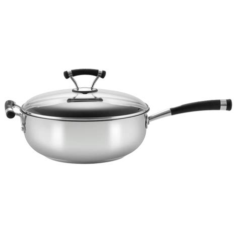 circulon contempo stainless steel cml chefs pan