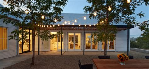 how to install commercial patio string lights