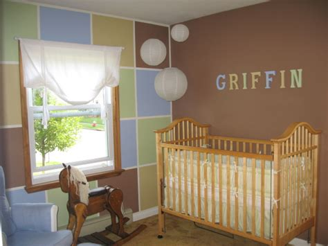 baby on board nursery inspirations - Paint Colors For A Baby Boy Nursery