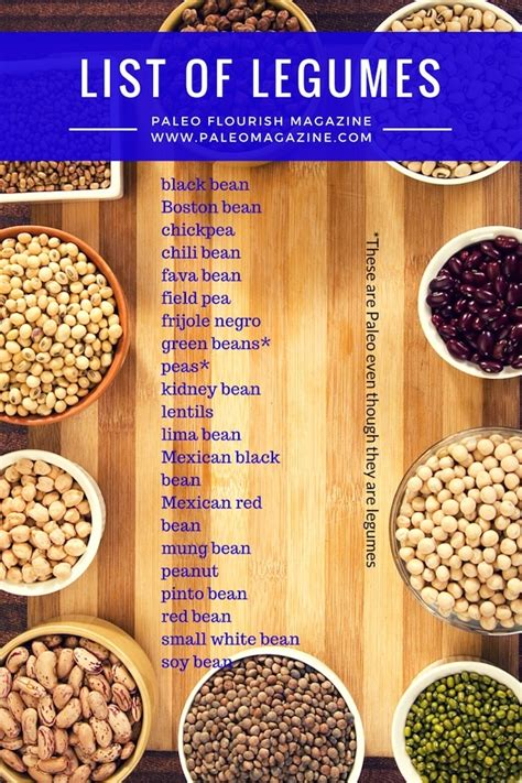 legumes cuisine 10 reasons to avoid legumes infographic