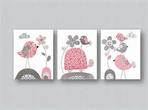 Cadre Chambre Fille : cadre chambre b b rose id es de tricot gratuit ~ Nature-et-papiers.com Idées de Décoration
