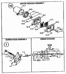 Desa B150f Space Heater Parts