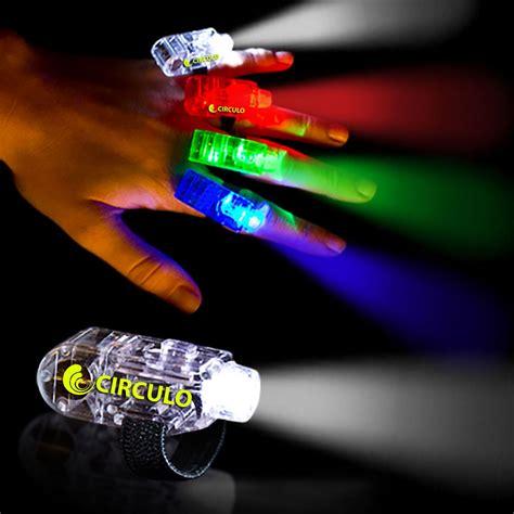 led glow lights led finger lights glow light up novelties products