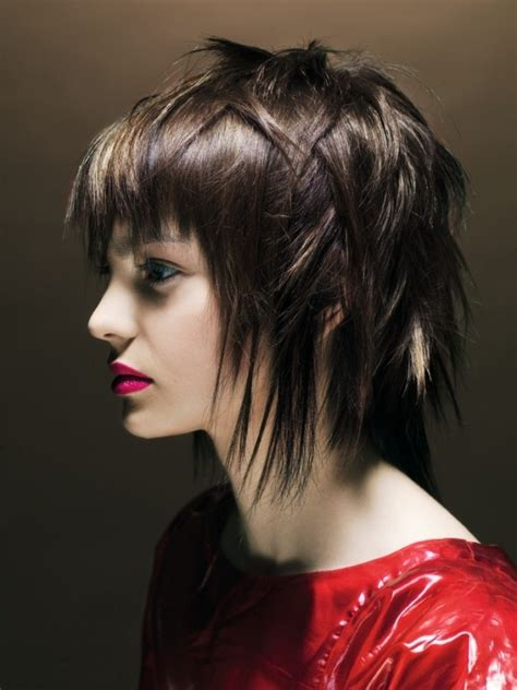 Choppy Hairstyles by Medium Choppy Hairstyles Beautiful Hairstyles