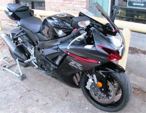 Suzuki Motorcycles Houston by 2012 Suzuki Gsxr600 Gixxer Used Sportbike Bike