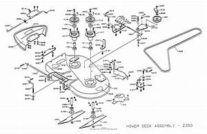 Dixon Ztr 3362  1997  Parts Diagram For Mower Deck Assembly