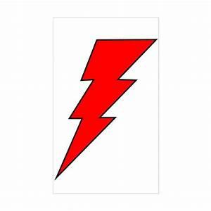 Pin Red Lightening Bolt Clip Art Vector Online Royalty ...
