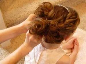 "Updo Hairstyle Inspired by Taylor Swift ""Love Story"" Hair ..."