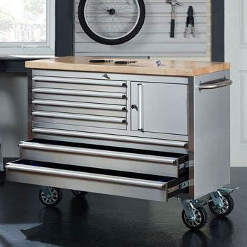 stainless steel tool chest costco rollover  zoomi