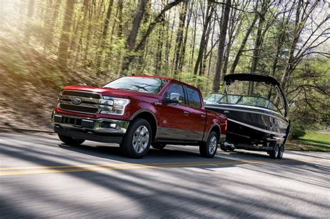Ford Confirms F 150 Power Stroke?s Segment Best Fuel