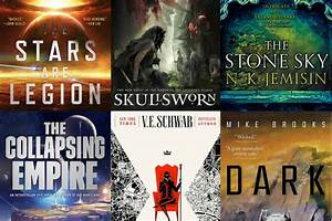 33 science fiction and fantasy books that everyone will be ...