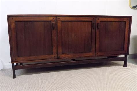 Italian Rosewood Credenza, 1960s For Sale At Pamono