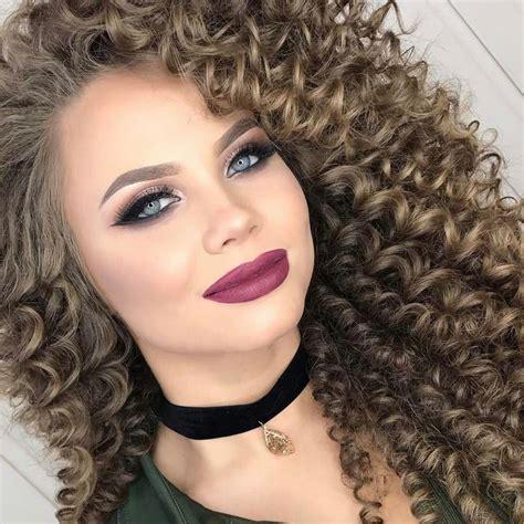 346 best defined spiral curls images on pinterest