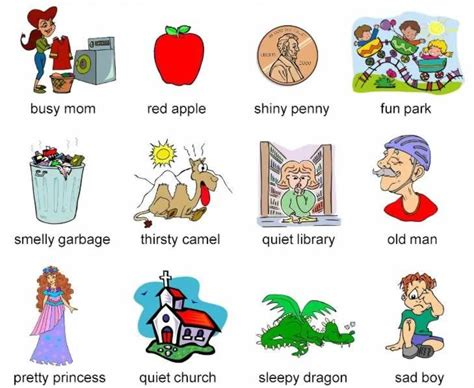 adjectives exercise adjectives exercises learn english