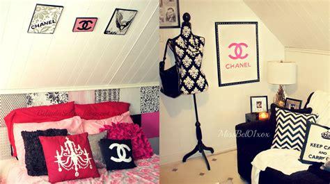Decorating Ideas For Girls Bedrooms - diy room decor wall art missbel01xox youtube
