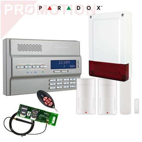 kit alarme sans fil gsm sms magellan paradox avec sir 232 ne ext 233 rieur alarmeautomatisme