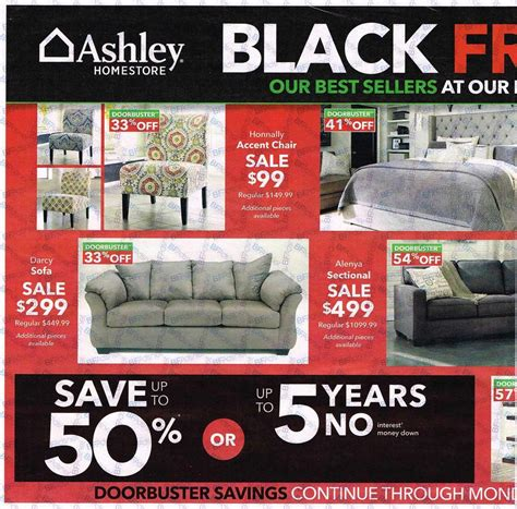 furniture black friday ad 2016