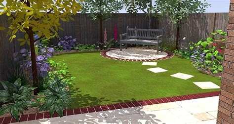 stuartroydesign small gardens