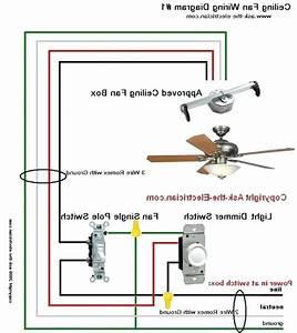 Harbor Breeze Fan Wiring Diagram