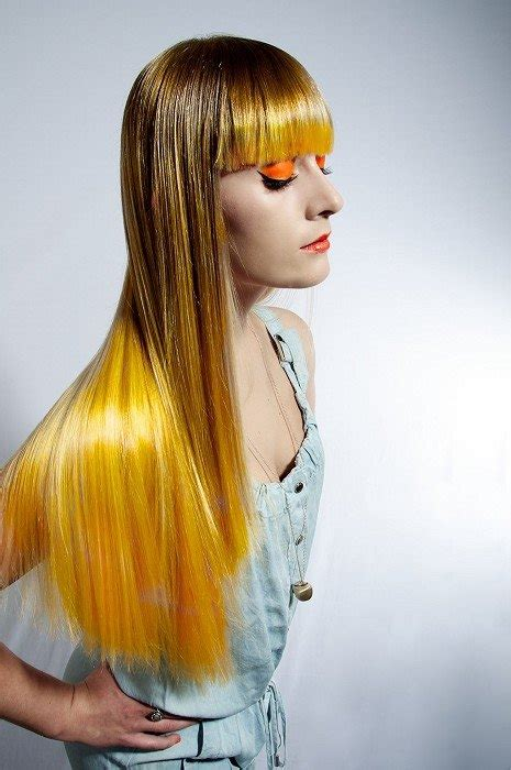 Cool Multi Chromatic Hair Color Ideas For Fall 2012