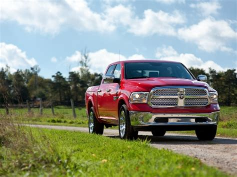 Production Boosted For 2015 Ram 1500 Ecodiesel
