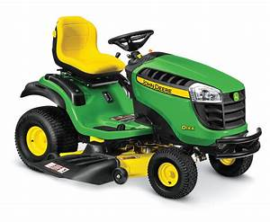 John Deere Recalls Riding Lawn Tractors Due To Crash