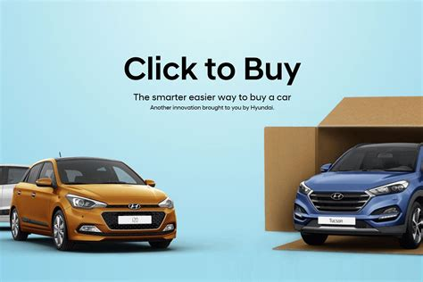 New Car Websites by Hyundai Launches Five Minute Purchase Website Carbuyer